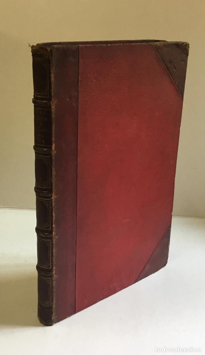 Libros antiguos: APUNTES ARQUEOLÓGICOS DE... - MARTORELL Y PEÑA, Francisco. DEDICADO - Foto 10 - 168728376