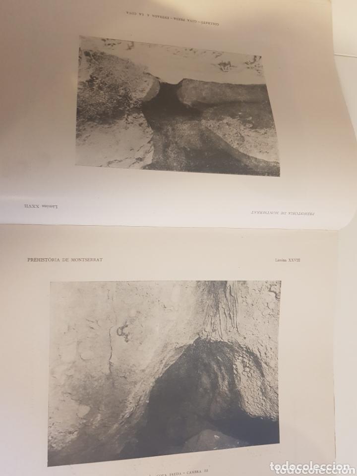 Libros antiguos: PREHISTORIA DE MONTSERRAT 1925 - Foto 7 - 172301278