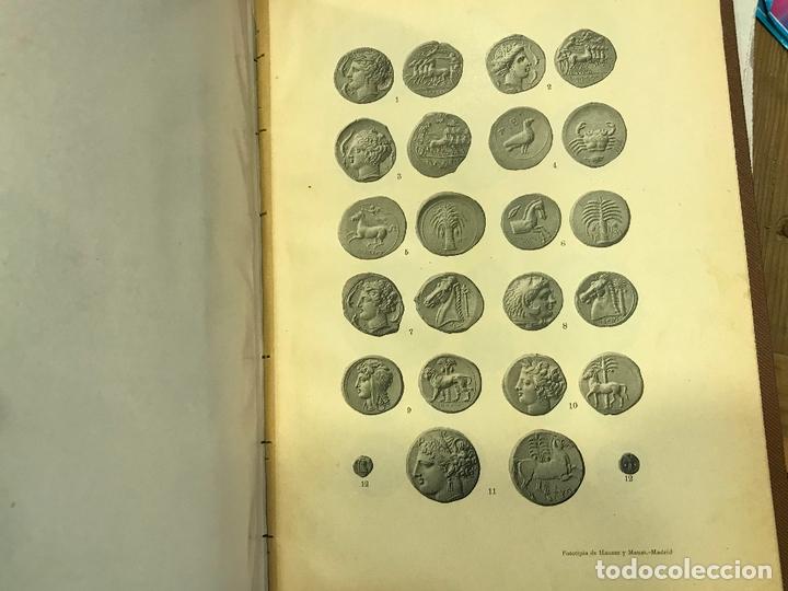 Libros antiguos: 4 en 1 - hombre fosil, horreos y palafitos, estelas discoideas, necropoli de Ibiza - obermaier vives - Foto 16 - 172588714