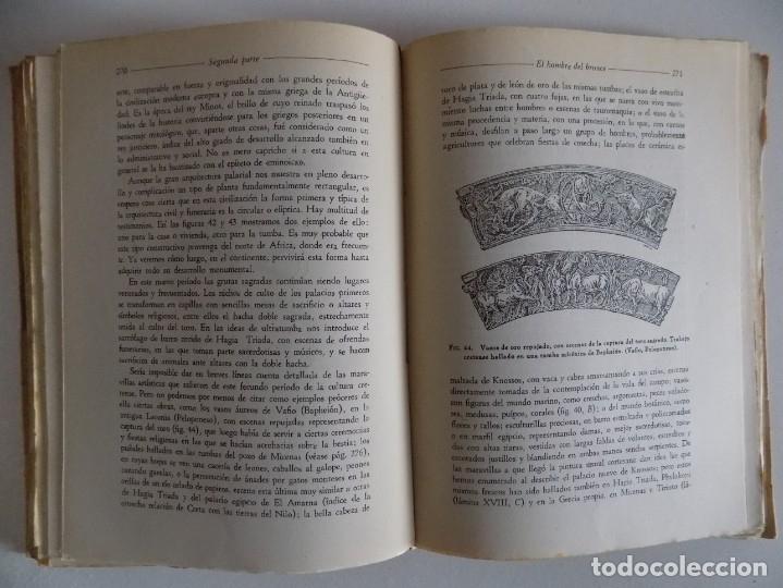 Libros antiguos: LIBRERIA GHOTICA. OBERMAIER.EL HOMBRE PREHISTÓRICO Y LOS ORÍGENES DE LA HUMANIDAD.REVISTA OCCIDENTE - Foto 3 - 172896074