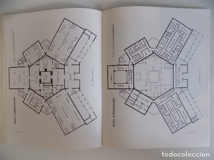 Libros antiguos: LIBRERIA GHOTICA. SERVEI D ´EXCAVACIONS I ARQUEOLOGIA DE CATALUNYA.MEMORIA 1936-1937.ILUSTRADO.RARO. - Foto 3 - 173998378
