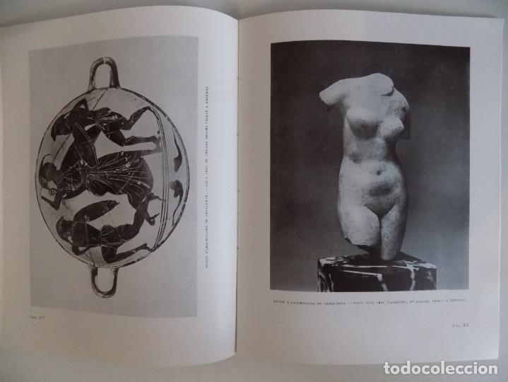Libros antiguos: LIBRERIA GHOTICA. SERVEI D ´EXCAVACIONS I ARQUEOLOGIA DE CATALUNYA.MEMORIA 1936-1937.ILUSTRADO.RARO. - Foto 4 - 173998378