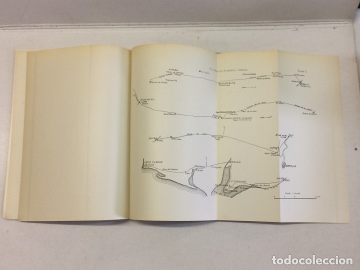 Libros antiguos: Antonio Blázquez y Delgado, Angel Blázquez y Jiménez: Memoria excavaciones vías romanas de Albacete - Foto 7 - 174996832