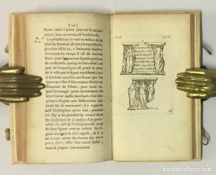 Libros antiguos: OBSERVATIONS SUR LES ANTIQUITÉS DE LA VILLE DHERCULANUM. Avec quelques reflexions sur la Peinture & - Foto 5 - 123176459