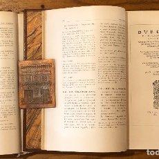 Libros antiguos: BIBLIOGRAFIA DELL´AR-CHEOLOGIA DELL ARTE-11TOMOS(13€-UND)-TOMOS I . Lote 177680005