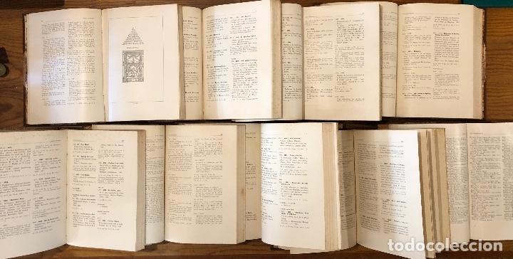 BIBLIOGRAFIA DELL´AR-CHEOLOGIA DELL ARTE-11TOMOS(13€-UND)-TOMOS II (Libros Antiguos, Raros y Curiosos - Ciencias, Manuales y Oficios - Arqueología)