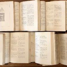 Libros antiguos: BIBLIOGRAFIA DELL´AR-CHEOLOGIA DELL ARTE-11TOMOS(13€-UND)-TOMOS II . Lote 177680055