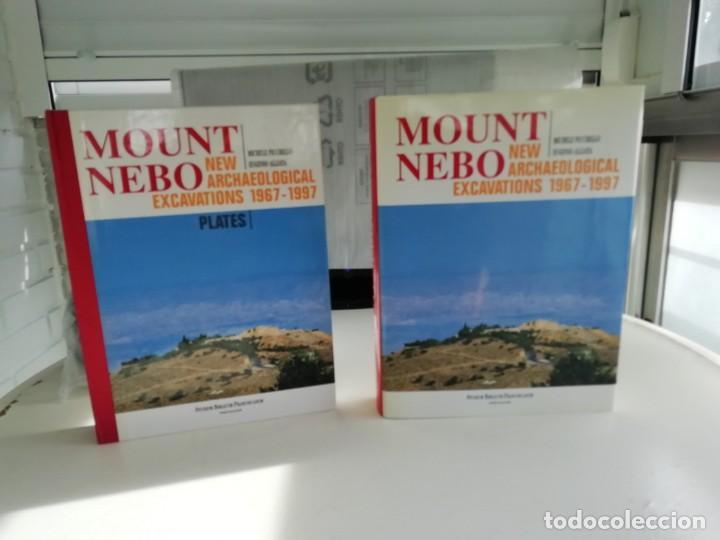 MOUNT NEBO (Libros Antiguos, Raros y Curiosos - Ciencias, Manuales y Oficios - Arqueología)