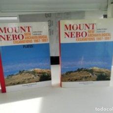 Libros antiguos: MOUNT NEBO. Lote 184264997