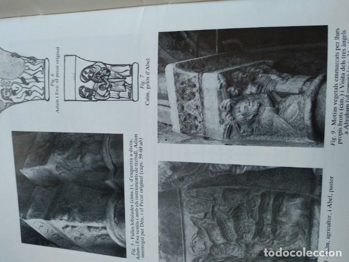 Libros antiguos: EL CLAUSTRE DE LA CATEDRAL DE TARRAGONA - JORDI CAMPS I SORIA - ANY 1988 - Foto 3 - 185057181
