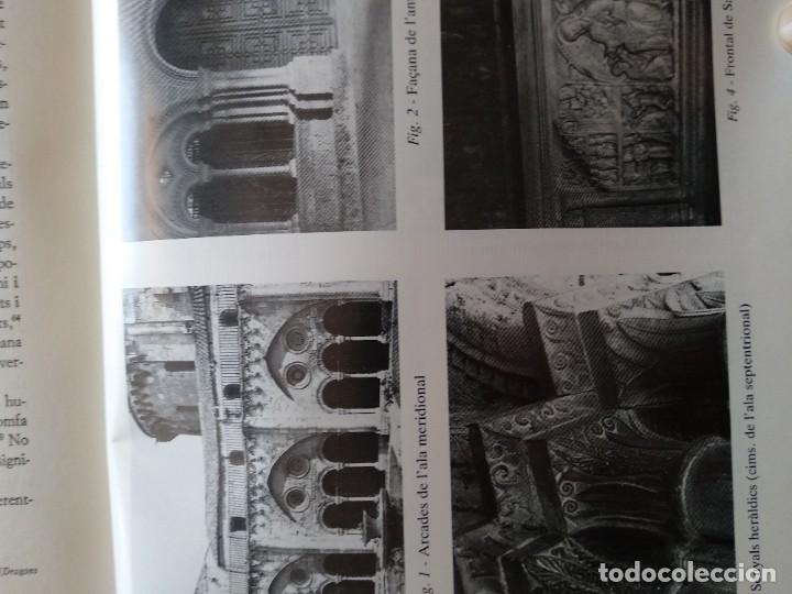 Libros antiguos: EL CLAUSTRE DE LA CATEDRAL DE TARRAGONA - JORDI CAMPS I SORIA - ANY 1988 - Foto 5 - 185057181