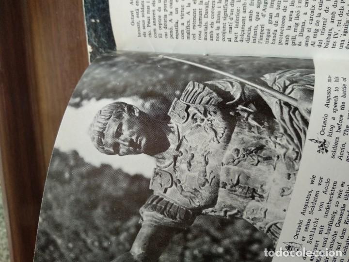 Libros antiguos: TARRAGONA - PASSEIG ARQUEOLOGIC - ANY 1977 - Foto 5 - 185059346