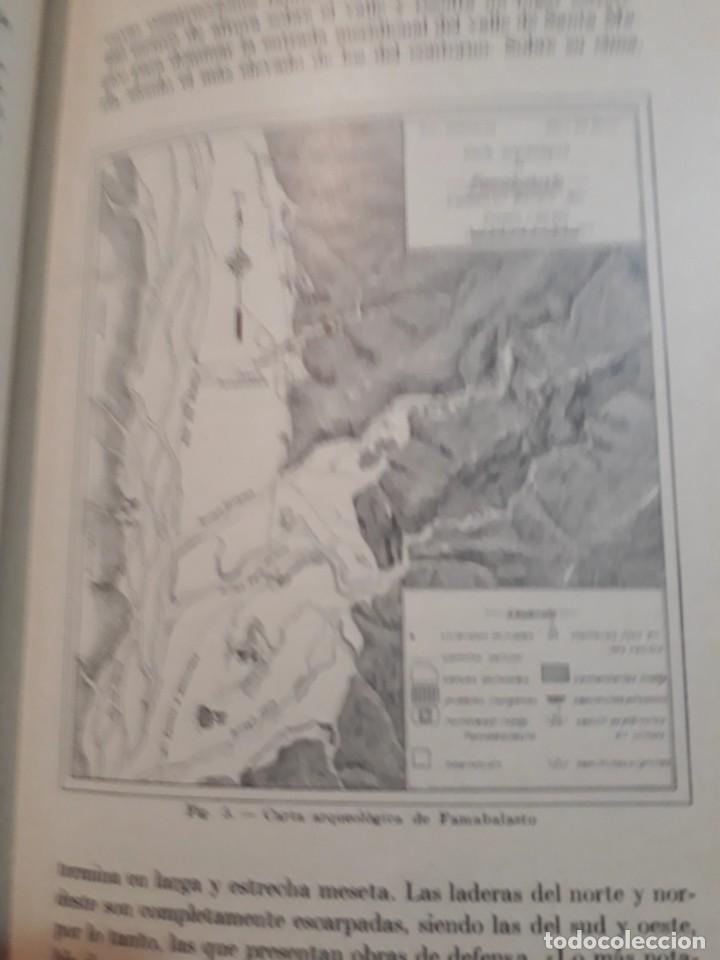 Libros antiguos: La antigua provincia de los Diaguitas. 1936 Márquez Miranda. Ilustrado. - Foto 8 - 187119006