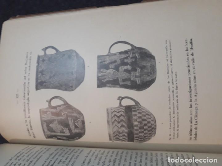 Libros antiguos: La antigua provincia de los Diaguitas. 1936 Márquez Miranda. Ilustrado. - Foto 13 - 187119006