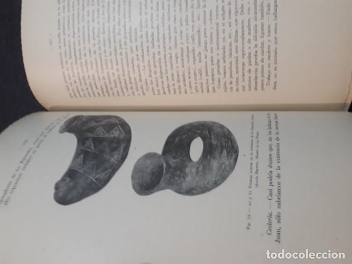 Libros antiguos: La antigua provincia de los Diaguitas. 1936 Márquez Miranda. Ilustrado. - Foto 18 - 187119006
