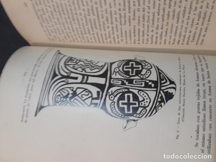 Libros antiguos: La antigua provincia de los Diaguitas. 1936 Márquez Miranda. Ilustrado. - Foto 19 - 187119006