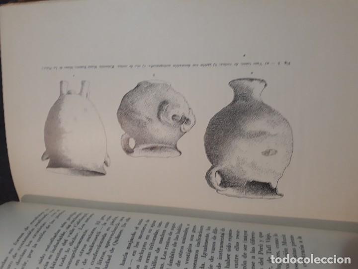 Libros antiguos: La antigua provincia de los Diaguitas. 1936 Márquez Miranda. Ilustrado. - Foto 20 - 187119006
