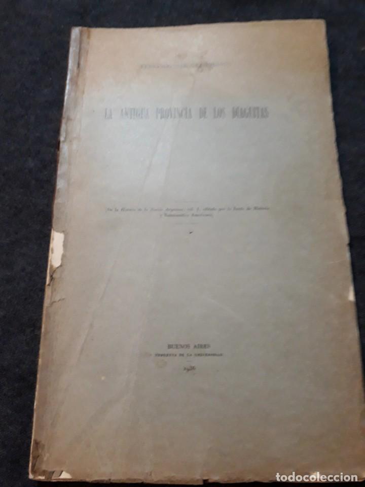 Libros antiguos: La antigua provincia de los Diaguitas. 1936 Márquez Miranda. Ilustrado. - Foto 21 - 187119006