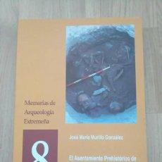 Libros antiguos: EL ASENTAMIENTO PREHISTÓRICO DE TORRE DE SAN FRANCISCO (ZAFRA, BADAJOZ).... Lote 188712425