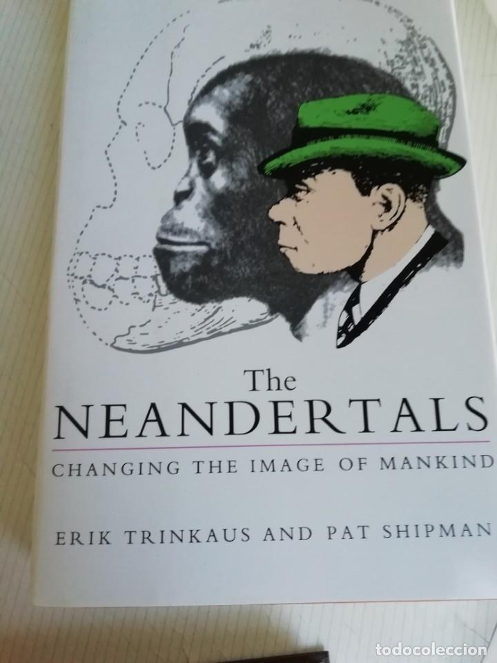 NEANDERTALS (Libros Antiguos, Raros y Curiosos - Ciencias, Manuales y Oficios - Arqueología)