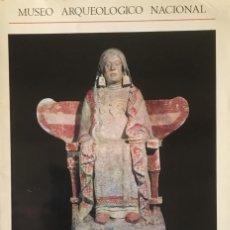 Libros antiguos: LA DAMA DE BAZA. FRANCISCO PRESEDO. MUSEO ARQUEOLÓGICO NACIONAL.. Lote 190036887