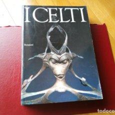 Libros antiguos: I CELTI (GRAN OBRA SOBRE LOS CELTAS EN ITALIANO) 800 PÁGS.. Lote 194009337