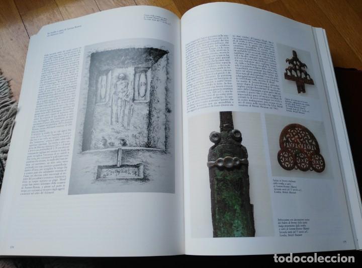 Libros antiguos: I CELTI (gran obra sobre Los Celtas en ITALIANO) 800 págs. - Foto 3 - 194009337