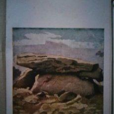Libros antiguos: EL HOMBRE PRIMITIVO EN EL PAÍS VASCO. JOSÉ MIGUEL BARANDIARÁN. Lote 195032103