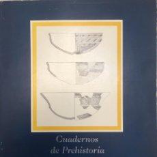 Libros antiguos: ENVÍO GRATIS. PREHISTORIA EN LA PROVINCIA DE GRANADA. TABLA CRONOLÓGICA. MUY INTERESANTE.. Lote 195280247