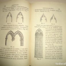 Libros antiguos: ARQUEOLOGÍA CRISTIANA ESPAÑOLA. NOCIONES DE LAS ARQUITECTURAS ... RAMÓN VINADER. 1870. Lote 195333447