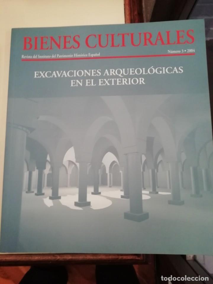 EXCAVACIONES ARQUEOLÓGICAS EN EL EXTERIOR. INSTITUTO DEL PATRIMONIO HISTÓRICO ESPAÑOL (Libros Antiguos, Raros y Curiosos - Ciencias, Manuales y Oficios - Arqueología)