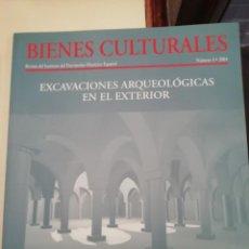 Libros antiguos: EXCAVACIONES ARQUEOLÓGICAS EN EL EXTERIOR. INSTITUTO DEL PATRIMONIO HISTÓRICO ESPAÑOL. Lote 195670532