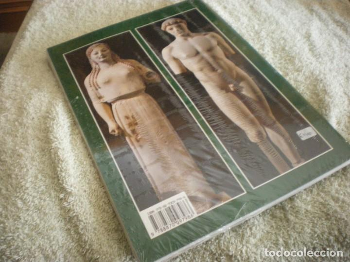 Libros antiguos: LIBRO SOBRE ARTE E HISTORIA EN ATENAS EN ESPAÑOL - Foto 10 - 196609157