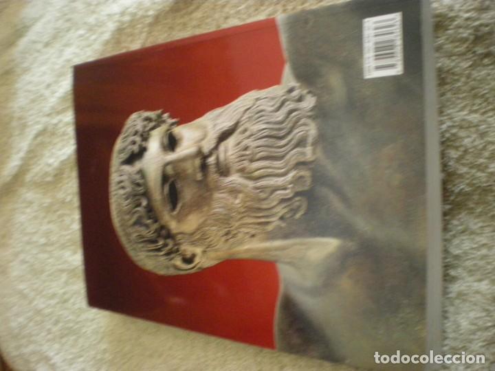 Libros antiguos: LIBRO SOBRE MITOLOGIA GRIEGA EN ESPAÑOL EN PERFECTO ESTADO. - Foto 2 - 196609443