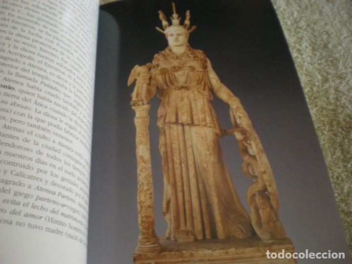 Libros antiguos: LIBRO SOBRE MITOLOGIA GRIEGA EN ESPAÑOL EN PERFECTO ESTADO. - Foto 6 - 196609443