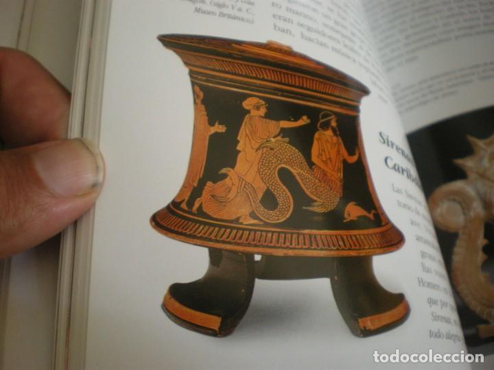 Libros antiguos: LIBRO SOBRE MITOLOGIA GRIEGA EN ESPAÑOL EN PERFECTO ESTADO. - Foto 16 - 196609443