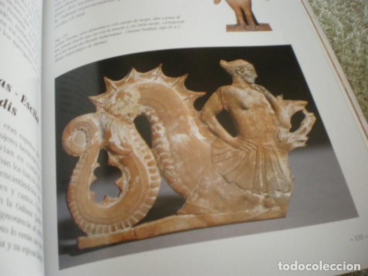 Libros antiguos: LIBRO SOBRE MITOLOGIA GRIEGA EN ESPAÑOL EN PERFECTO ESTADO. - Foto 17 - 196609443