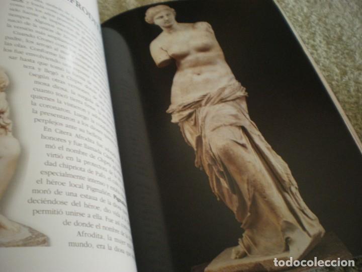 Libros antiguos: LIBRO SOBRE MITOLOGIA GRIEGA EN ESPAÑOL EN PERFECTO ESTADO. - Foto 19 - 196609443