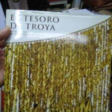 Libros antiguos: EL TESORO DE TROYA. EXCAVACIONES DE HEINRICH SCHLIEMANN 1996 ANTONOVA, IRINA TOLSTIKOV, VLADIMIR TRE. Lote 198213930