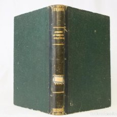 Livres anciens: ANTIGÜEDADES PREHISTÓRICAS DE ANDALUCÍA. MANUEL DE GÓNGORA Y MARTINEZ. MADRID. C. MORO. 1868.. Lote 203296745