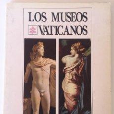 Libros antiguos: LOS MUSEOS VATICANOS. Lote 203389715