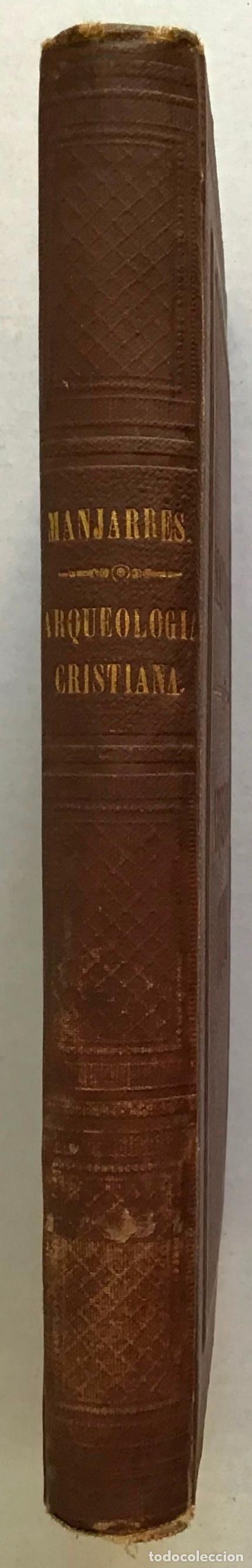 Libros antiguos: NOCIONES DE ARQUEOLOGÍA CRISTIANA PARA USO DE LOS SEMINARIOS CONCILIARES... - Foto 2 - 209187337