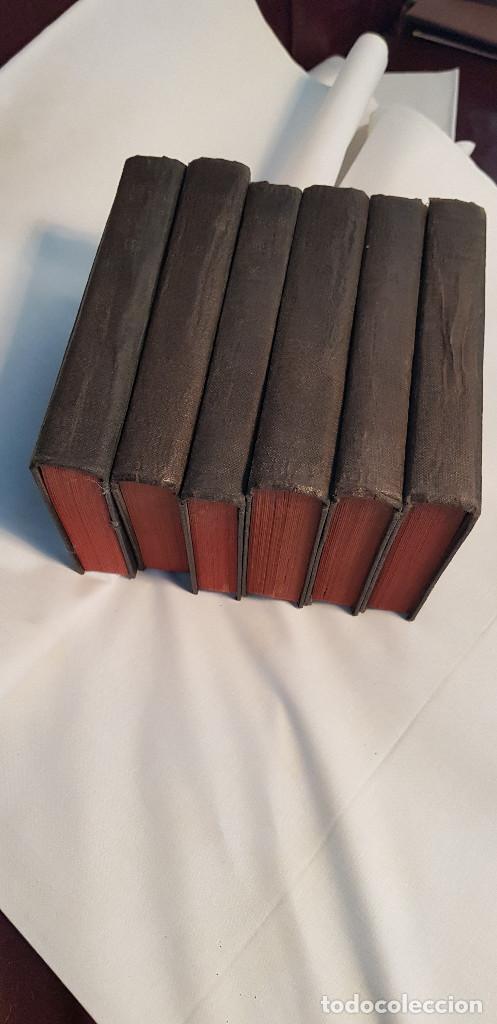 Libros antiguos: Colección completa de 6 tomos. Meditaciones Espirituales. 5ª edición. P. Francisco P. Garzón. - Foto 2 - 209857957