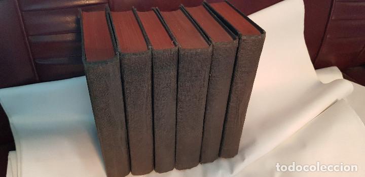 Libros antiguos: Colección completa de 6 tomos. Meditaciones Espirituales. 5ª edición. P. Francisco P. Garzón. - Foto 3 - 209857957