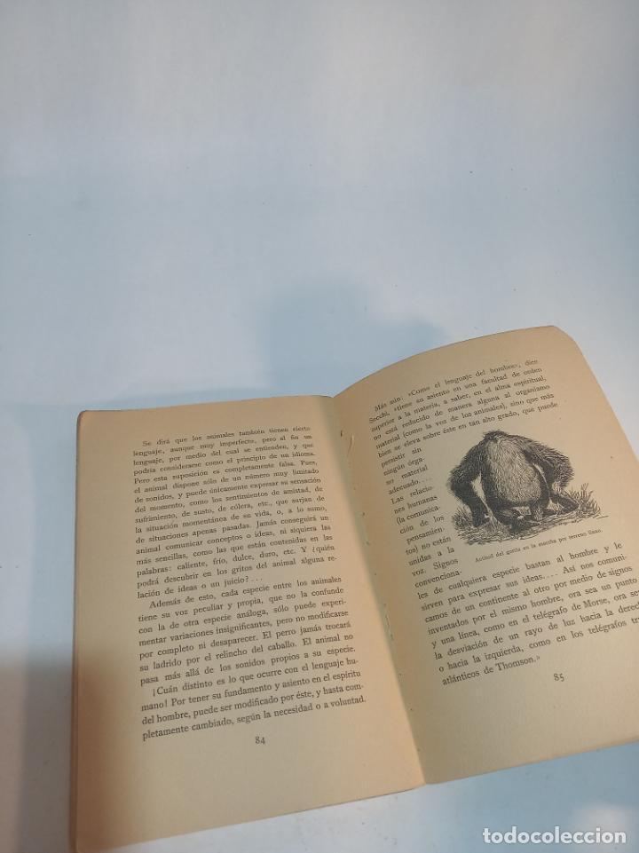 Libros antiguos: Estrella fijas. Dr. Agustín Hombrach. El origen del mundo y del hombre. Friburgo de Brisgovia. 1926. - Foto 6 - 217026745