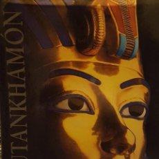 Libros antiguos: TUTANKHAMÓN - TEXTOS T.G. HENRY JAMES - FOTOGRAFIA ARALDO DE LUCA. Lote 225345245