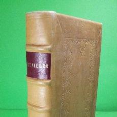 Libros antiguos: 1.693 LA SCIENCE DES MEDAILLES. SÓLO UNO CATALOGADO EN ESPAÑA. Lote 226650975