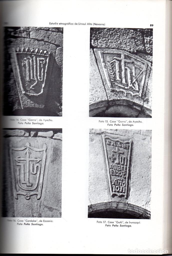 Libros antiguos: 10 TOMOS REVISTA MUNIBE CIENCIAS NATURALES DE PAIS VASCO Y NAVARRA AÑOS 1663 AL 1976 - Foto 3 - 248006560