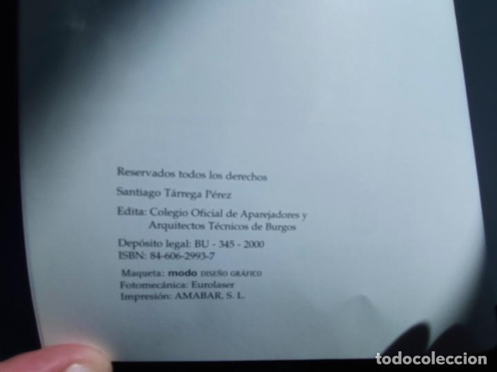 Libros antiguos: Monumentos menores en la provincia de Burgos. Inventario de picotas, rollos y cruceros. Santiago Tar - Foto 2 - 256023675