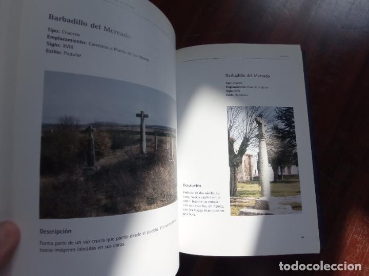 Libros antiguos: Monumentos menores en la provincia de Burgos. Inventario de picotas, rollos y cruceros. Santiago Tar - Foto 3 - 256023675